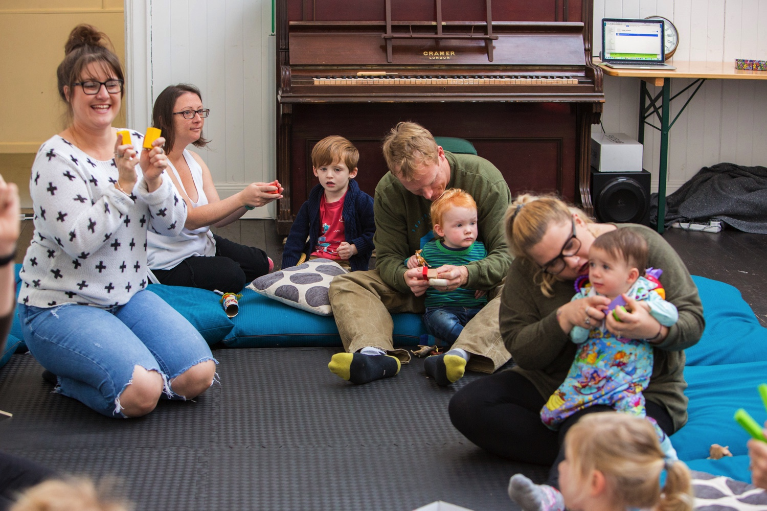 Toddlers' Orchestra